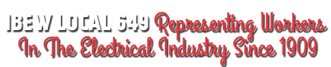 Representing Workers in the Electrical Industry Since 1909